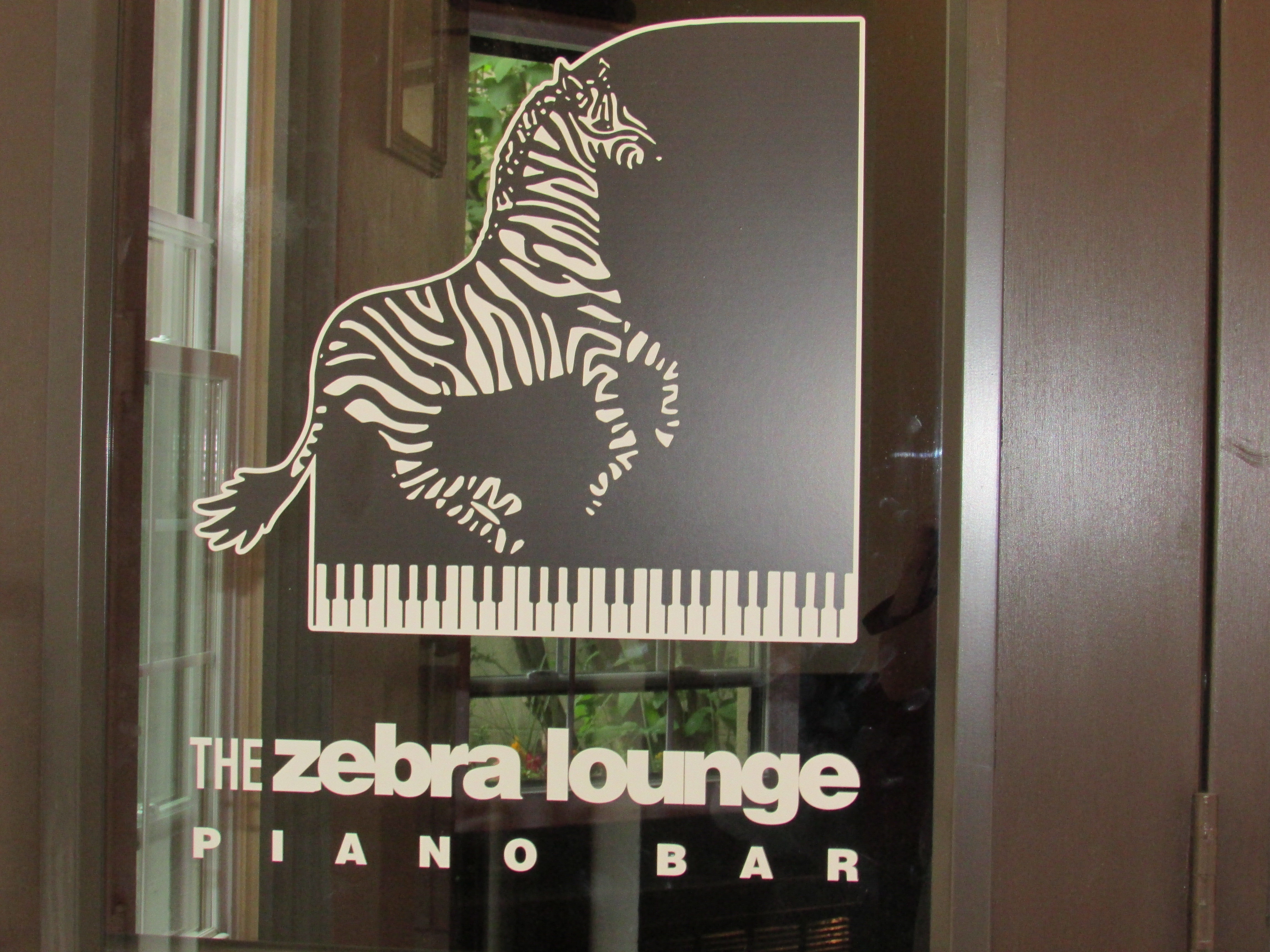 The Zebra Lounge Piano Bar