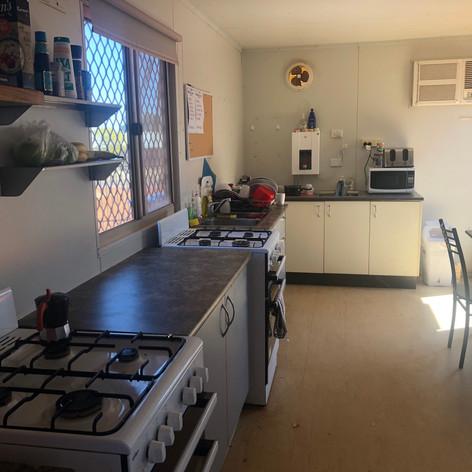 Accomodation Kitchen