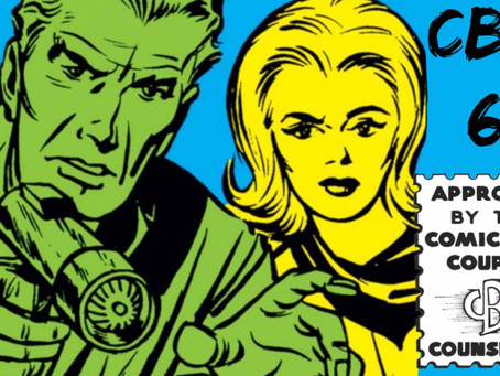 The Fantastic Four Arrive on CBCC