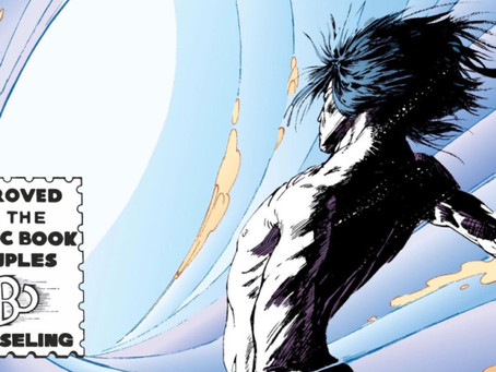 Reading 'Sandman' for the First Time - Whoa
