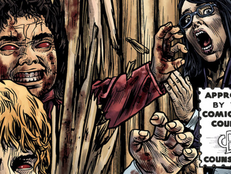 Interview: Howard Wong & Josh Stafford on 'Damned, Cursed Children'