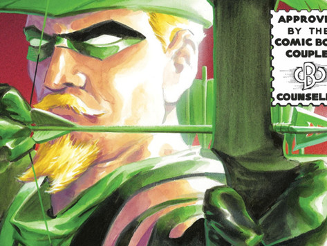 'Green Arrow: Quiver' is a Must-Read Relationship Comic