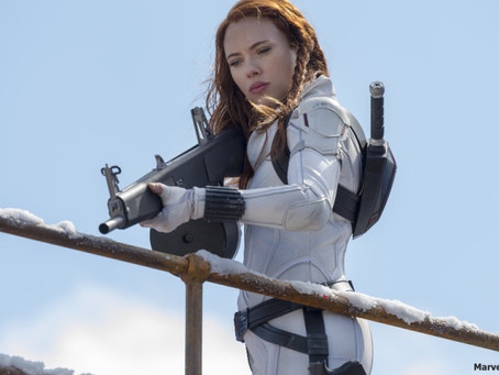 'Black Widow' is a Phase One Gem Crammed into Phase Four
