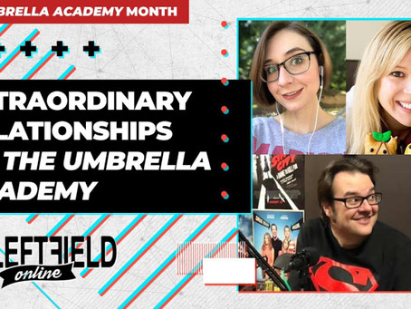 The Extraordinary Relationships of 'The Umbrella Academy'