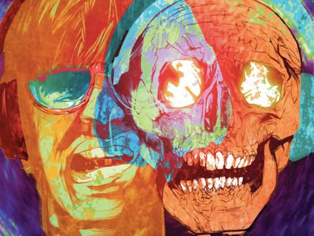 Steve Orlando & Steve Foxe Stick with Aftershock Comics