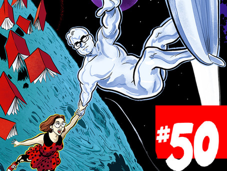 The 50th Episode of Comic Book Couples Counseling