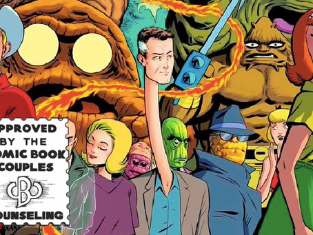 Tom Brevoort Joins CBCC to Celebrate The Fantastic Four