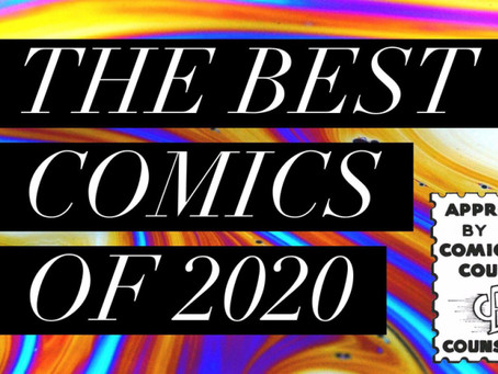 The Best Comics of 2020