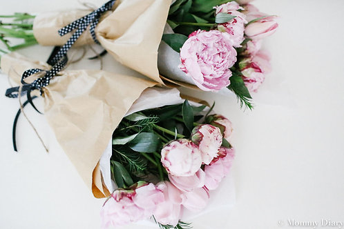 The Poise Peonies