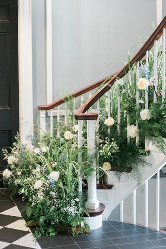 Meadow Style Stair Arrangement