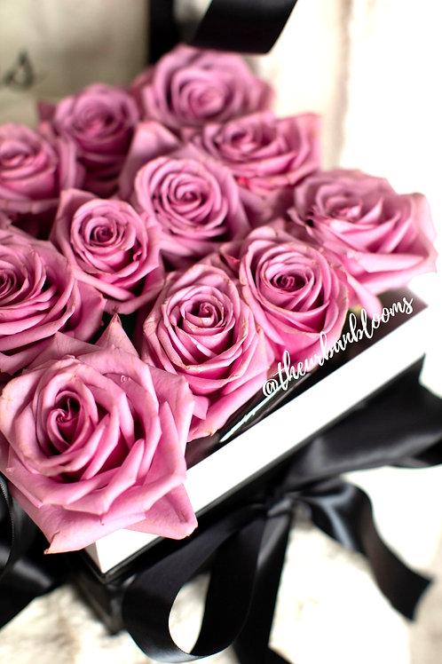 The Lavender Rose Box