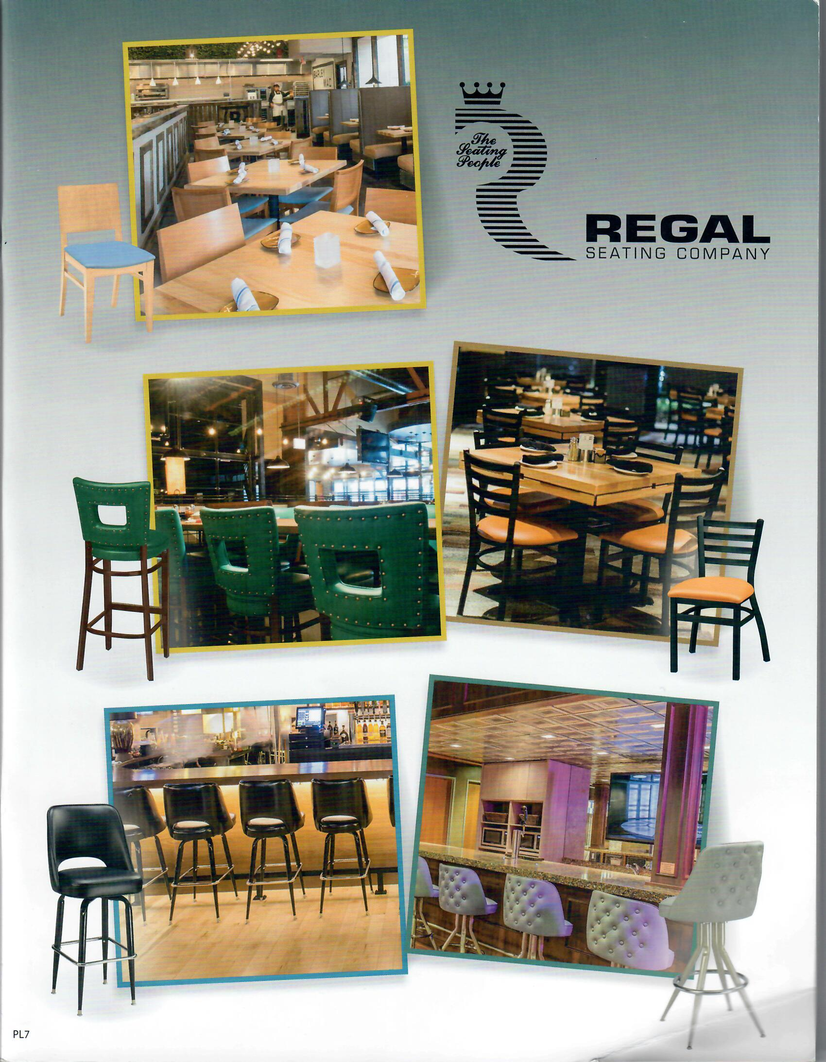 Regal Seating