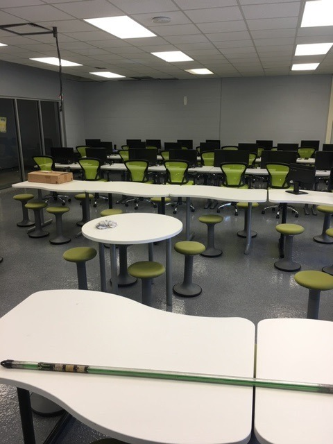 Alpena Schools Computer Lab