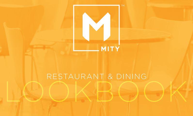 Mitylite Restaurant Seating