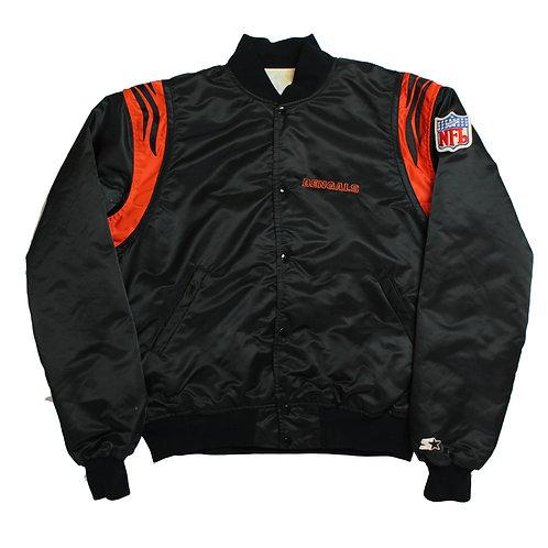 NFL Proline by Starter Cincinnati Bengals Varsity Jacket