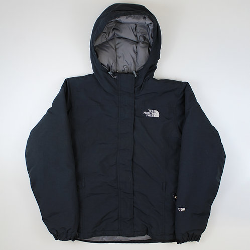 The North Face Vintage Black 550 Coat