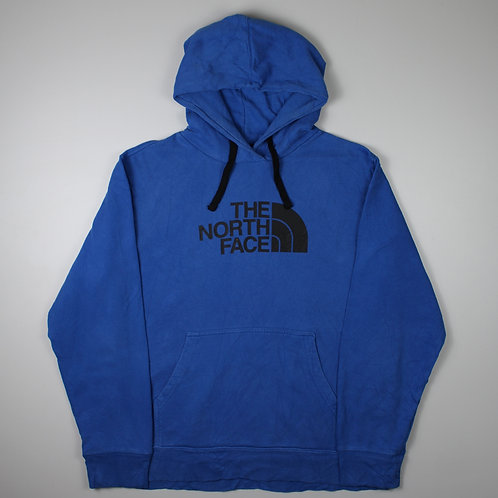 The North Face Blue Hoodie