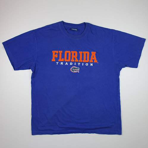 Vintage 'Florida Gators' Blue T-shirt
