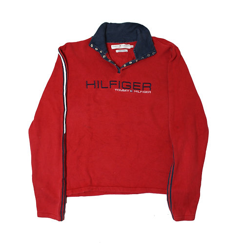 Tommy Hillfiger Red Sweater