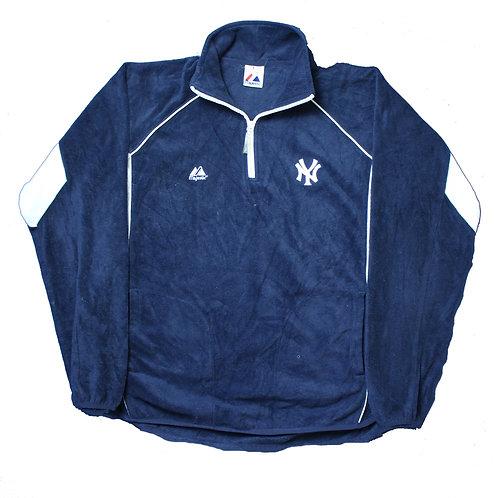 Majestic New York Yankees Navy Fleece