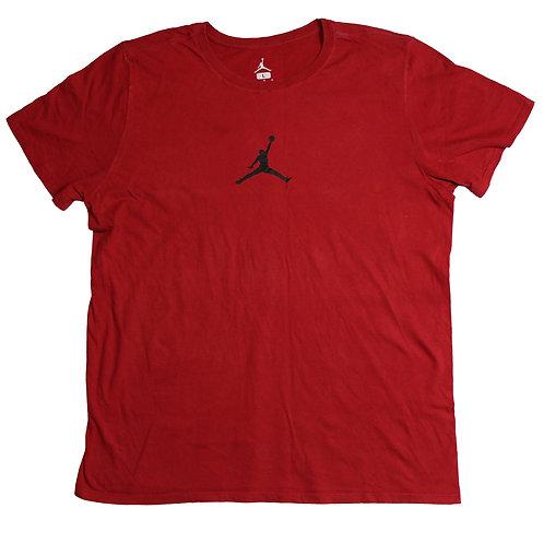 Jordans Red T-Shirt