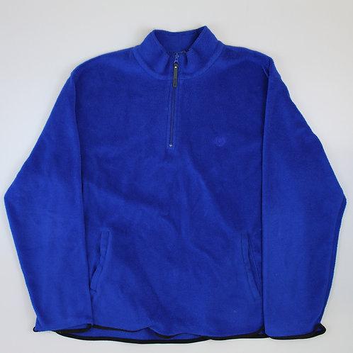 Chaps Ralph Lauren Blue Fleece