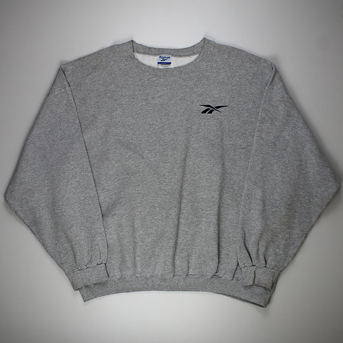 Reebok Grey Sweatshirt