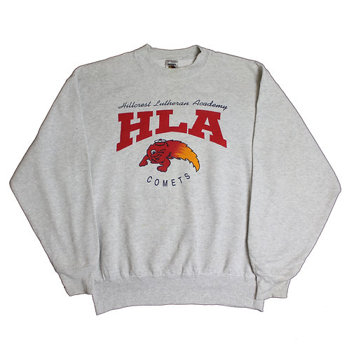 Vintage 'HLA' Grey Sweater