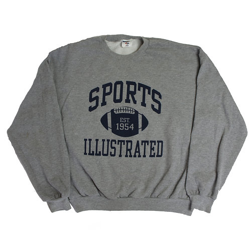 Vintage 'Sports Illustrated' Grey Sweater