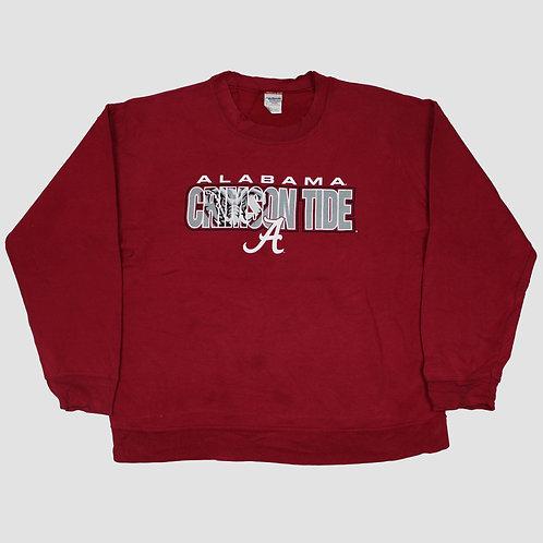 Vintage 'Alabama Crimson Tide' Red Sweater