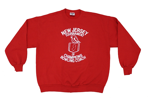 Vintage 'New Jersey Bowling'