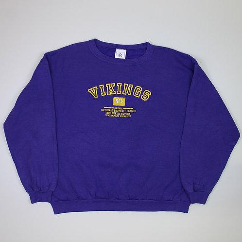 NFL 'Vikings' Purple Sweater