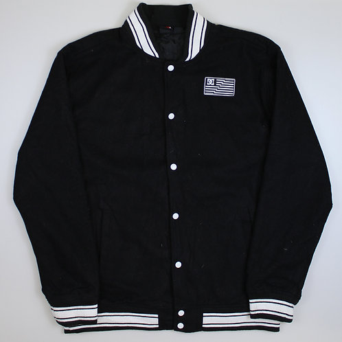 DC Black Varsity Jacket
