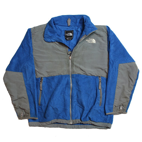 North Face Blue Denali Jacket