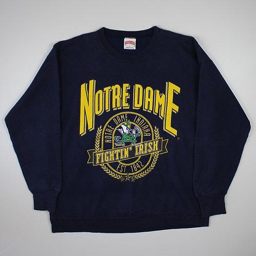 Nutmeg Notre Dame Sweatshirt