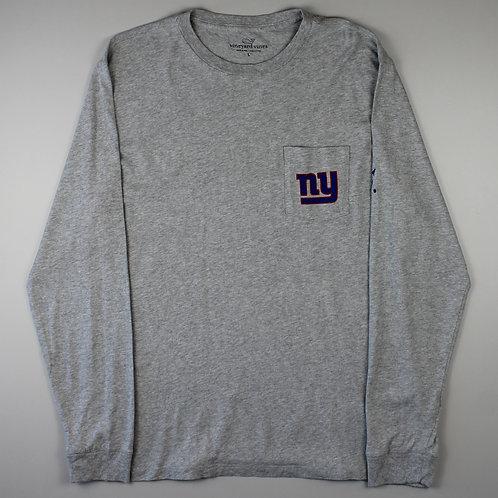 Vintage Grey New York Giants T-Shirt