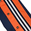 Thumbnail: Adidas Navy & Orange Tracksuit Bottoms