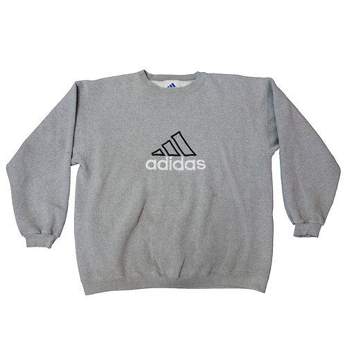Adidas Grey Sweater