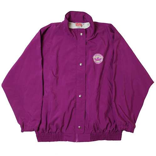 Vintage 'Spirit' Purple Tracksuit Top