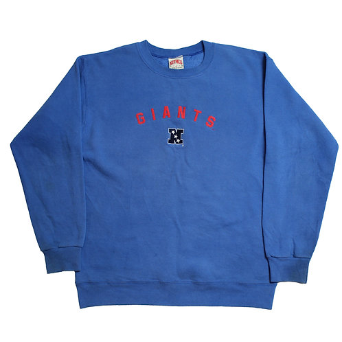 New York Giants Blue Sweater