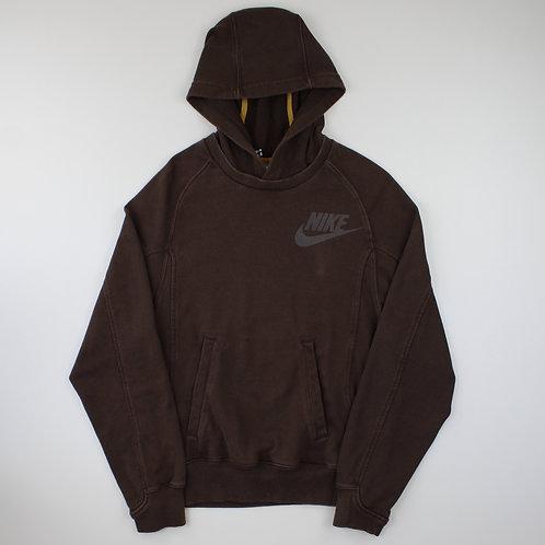 Nike Vintage Y2K Brown Hoodie