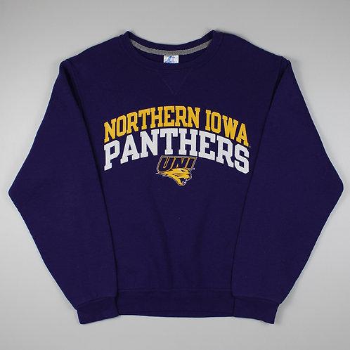 Vintage Russel Athletic Purple Iowa Panthers Sweatshirt