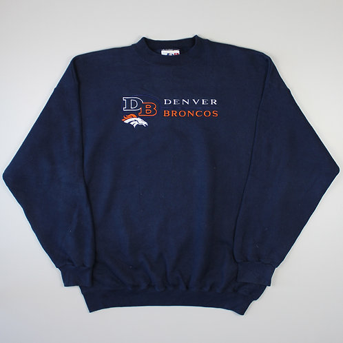 Logo Athletic Denver Broncos Sweatshirt