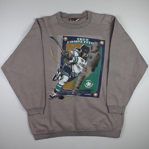 Vintage Beige NHL Sweatshirt