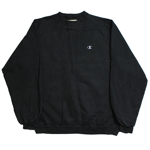 Champion Black Sweater