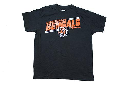 NFL Cincinnati Bengals Black T-Shirt