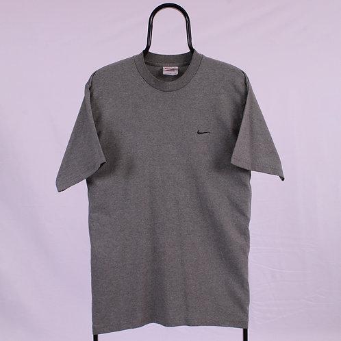 Nike Vintage Green Embroidered TShirt