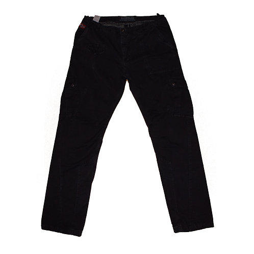 Napapijri Black Trousers