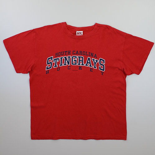 Vintage Red Stingrays T-Shirt