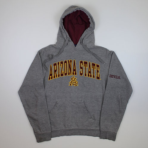 Grey 'Arizona State' Grey Hoodie